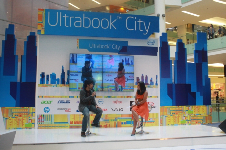 Acara Intel Ultrabook City, bukti keseriusan Intel Indonesia