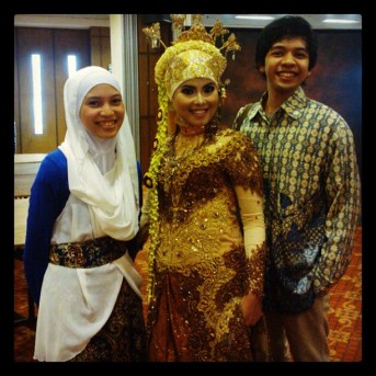 Happy Wedding day Wina :)