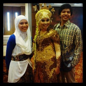 Happy Wedding day Wina :)