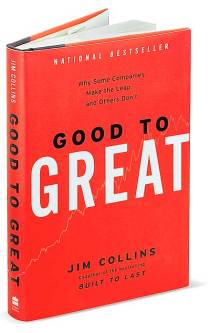 buku Good to Great - Jim Collins