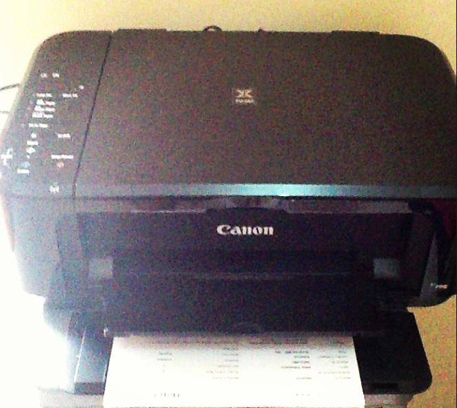 Printer di Rumah