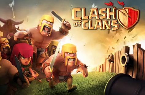 Clash of Clans, gambar diambil dari modojo.com