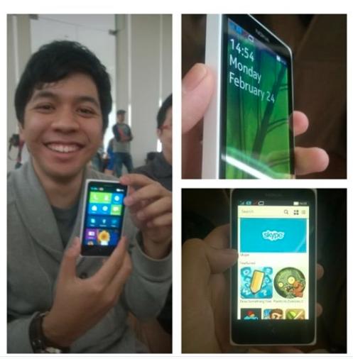Hands on Nokia X