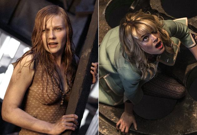 Kirsten vs Emma. Movie.yahoo.com