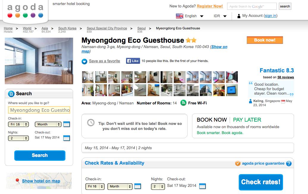 Travelling Transportasi Akomodasi Dan Visa Ke Korea Ardisaz