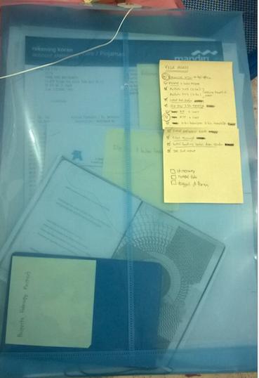 Dokumen untuk Visa