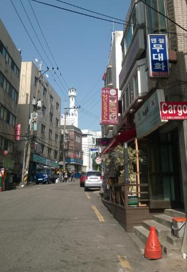 Plang Murree dan Tower Mesjid