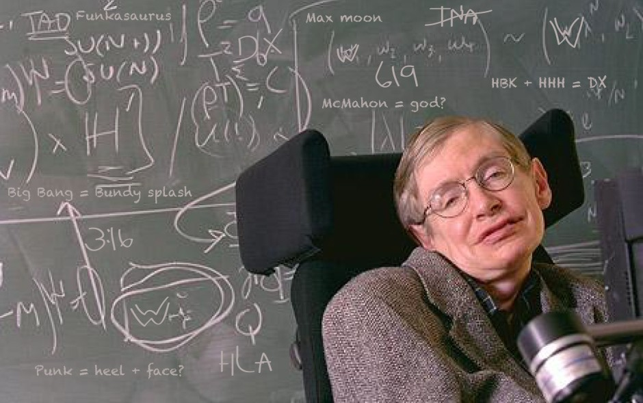 Stephen Hawking, Fisikawan yang berjuang melawan ALS