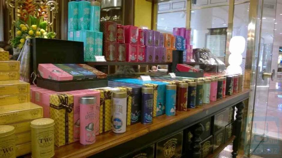 Koleksi teh