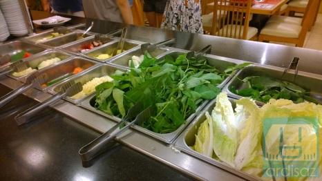 Pilihan sayur untuk rebusan dan buah2an