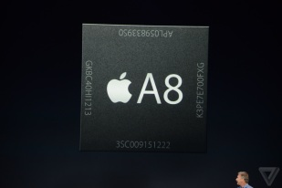 Chip A8. sumber: theverge