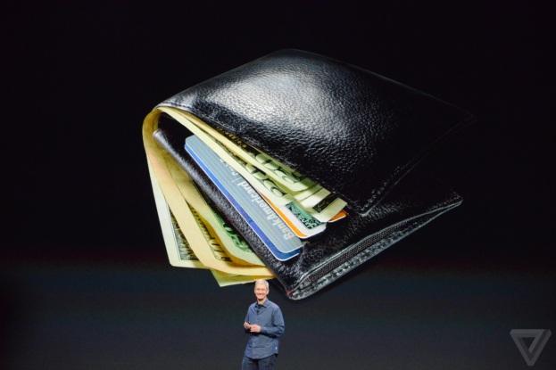 Menggantikan fungsi dompet. sumber: theverge