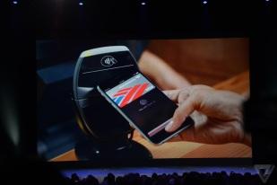 Penggunaan Apple Pay. sumber: theverge