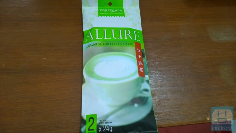 Allure Matcha Latte