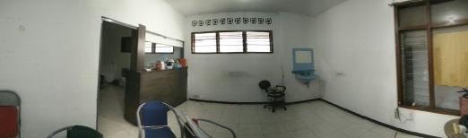 Ruang tengah, kantor kedua Arsanesia