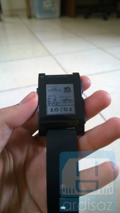 Watchface Pokemon