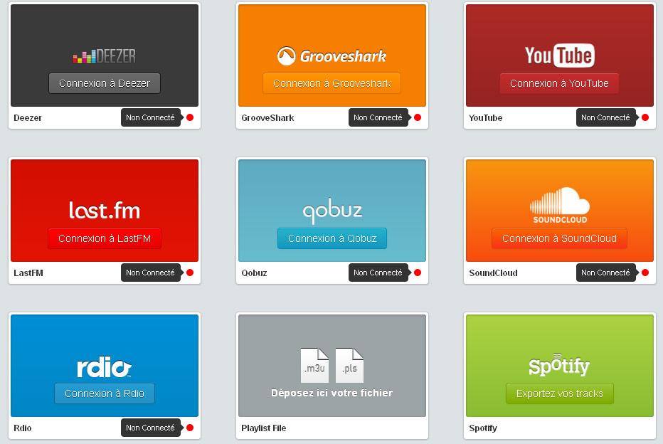 Pilihan Music Streaming Service