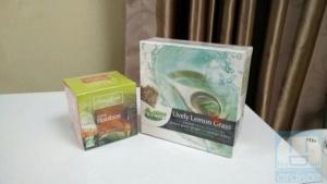 Teh Roobus dan Lemon Grass -1