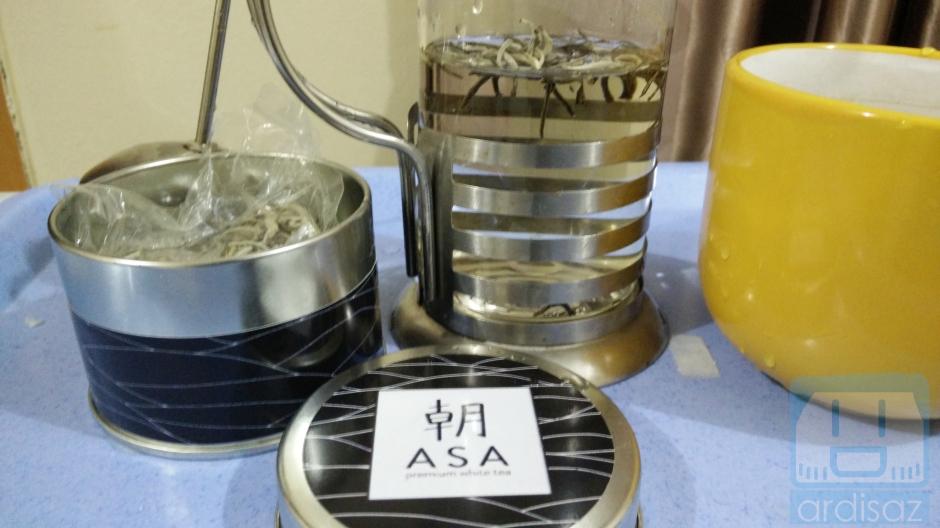 Nyeduh ASA White Tea