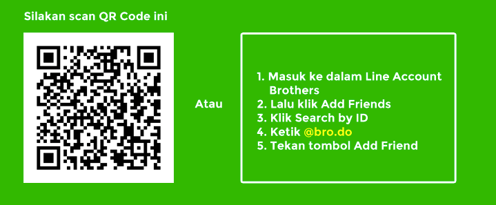 Add Line BRODO Official