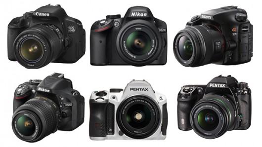Kamera DSLR (sumber:Gizmag.com)