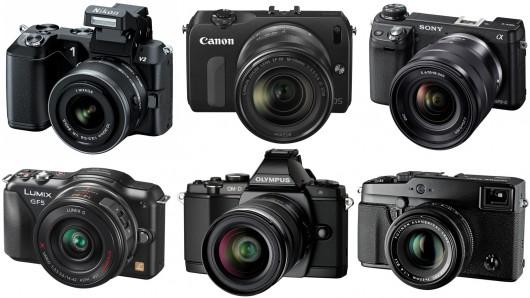 kamera mirrorles (sumber: gizmag.com)