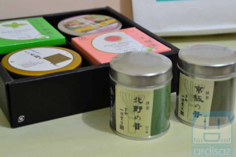 Banjir Green Tea :9