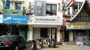 scissor hand - 3