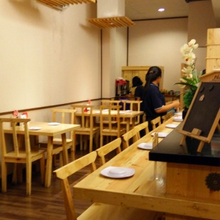 Suasana Sushi Matsu 1
