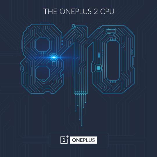 prosesor oneplus two