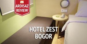 hotel zest bogor