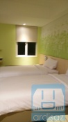 kamar hotel zest 2