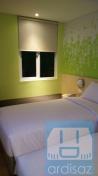kamar hotel zest 3