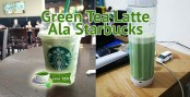 ini teh green tea latte sbux