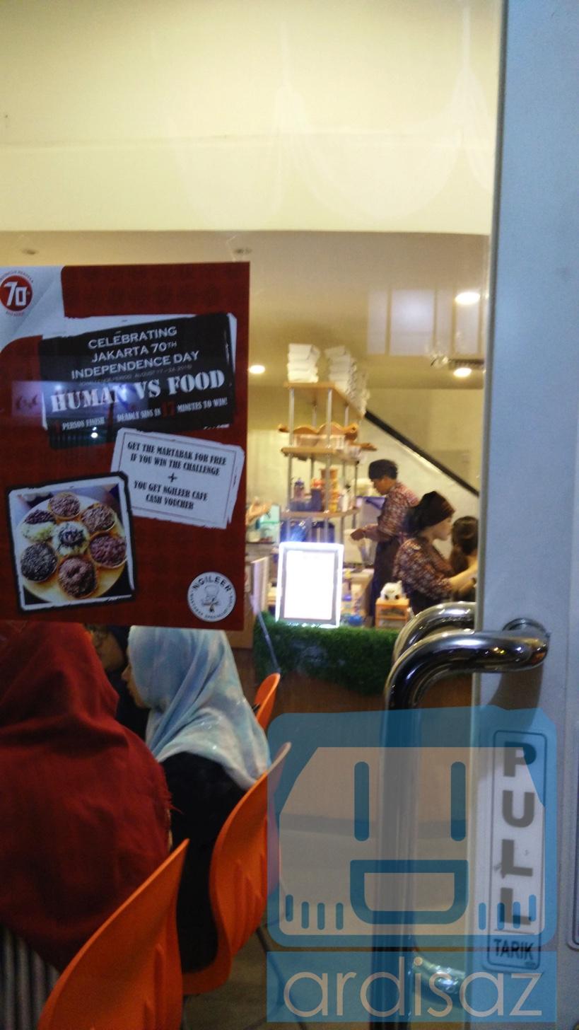 Martabak Ngileer Cafe BSD-2