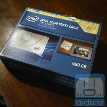 Intel SSD 730 - 480 GB