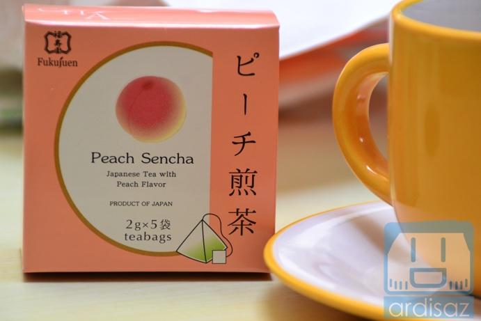 Peach Sencha Fukujuen-1
