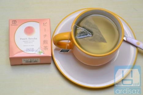Peach Sencha Fukujuen -3