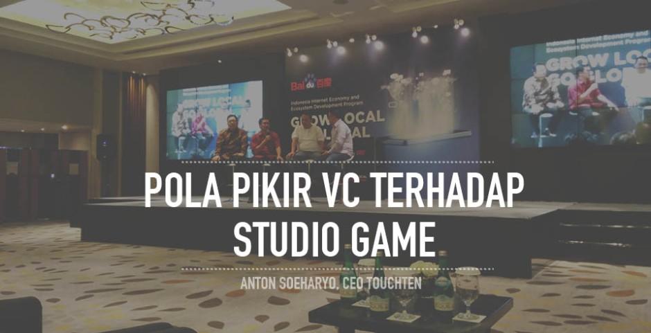 Pola pikir VD thdp studio game