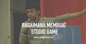 bagaimana membuat studio game