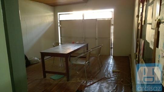 garasi yg pernah jadi kantor Arsanesia dan Kleora