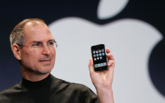 Launching iPhone 2007