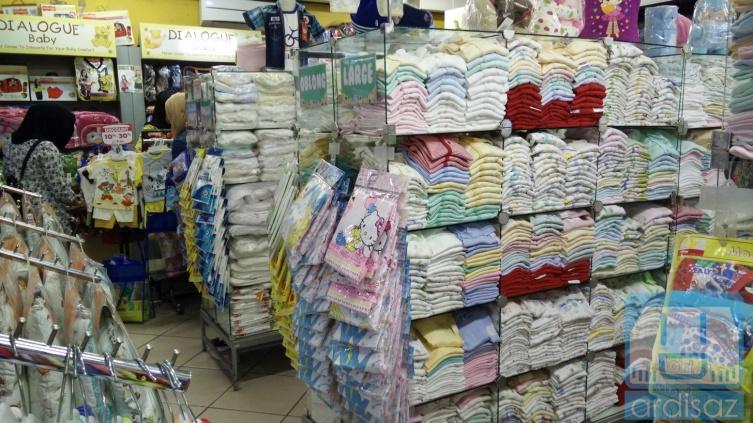 Barang-barang di Yen's Baby Shop