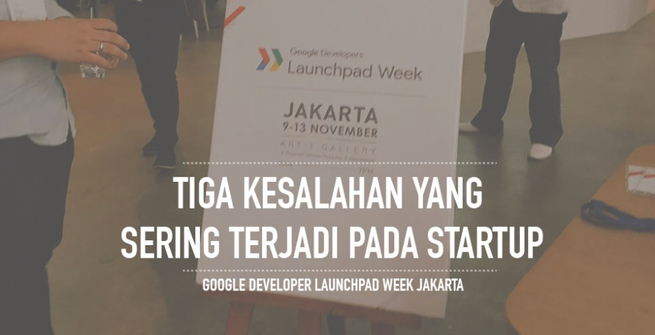 Google launchpad week