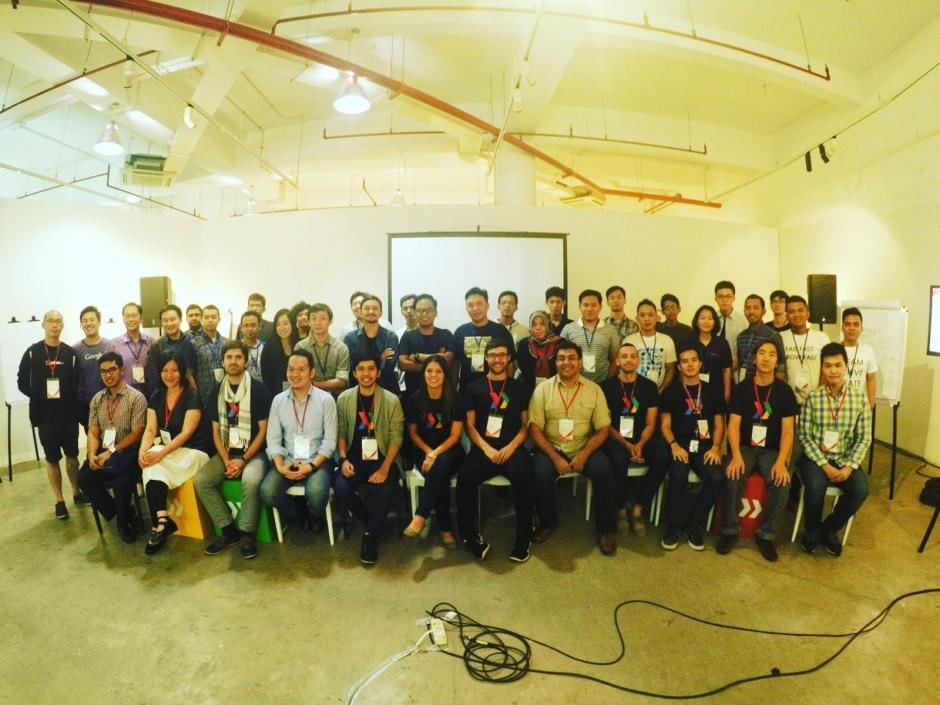 Mentor dan Peserta Google Developer Launchpad Week Jakarta Untuk Product Day
