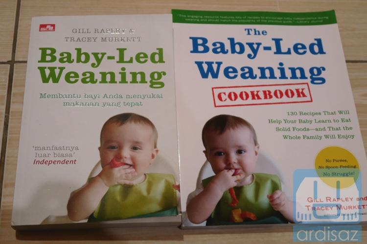 Buku tentang BLW