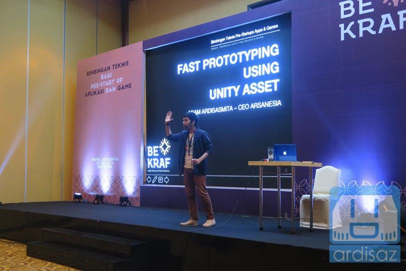 Bekraf Live Coding Unity -3