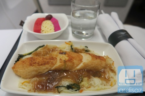Business Class Experience -5