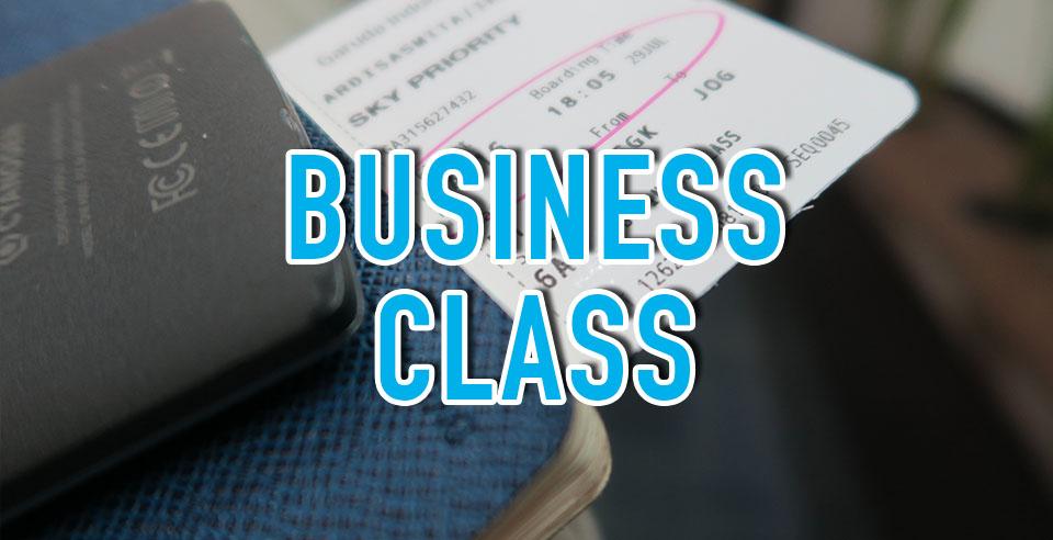 jurnalardisazBusiness Class Experience -3Business Class Experience -2Business Class Experience -1Business Class Experience -4Business Class Experience -5